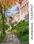 budapest  hungary. view of the... | Shutterstock . vector #713319937