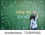 Thank You Teacher Greeting Car...
