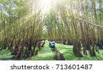 an giang  vietnam   august 26th ... | Shutterstock . vector #713601487