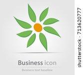 originally created business... | Shutterstock .eps vector #713620777