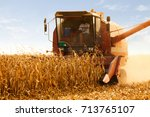 the combine operator getting... | Shutterstock . vector #713765107