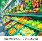 fruits  | Shutterstock . vector #714065293