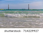 koh lan island  pattaya city ... | Shutterstock . vector #714229927