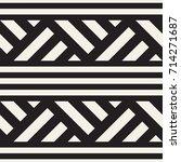 repeating slanted stripes... | Shutterstock .eps vector #714271687