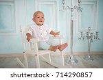 child   Shutterstock . vector #714290857