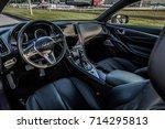 moscow  russia   september 1 ...   Shutterstock . vector #714295813