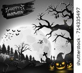vector illustration of... | Shutterstock .eps vector #714335497