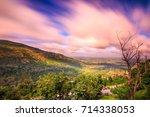 a beautiful view from nandi...   Shutterstock . vector #714338053