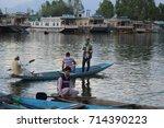 kashmir  india   september 25 ... | Shutterstock . vector #714390223