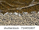 Abstract View Of Pebbles And...