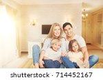 family. | Shutterstock . vector #714452167