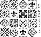 Portuguese Vector Tiles Patter...