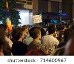 cordoba  argentina   march 24 ... | Shutterstock . vector #714600967