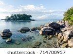 bintan island  indonesia feb... | Shutterstock . vector #714700957