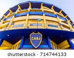 buenos aires  argentina   july... | Shutterstock . vector #714744133