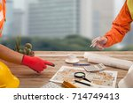 civil engineering  | Shutterstock . vector #714749413