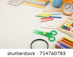 stationery | Shutterstock . vector #714760783