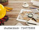 civil engineering | Shutterstock . vector #714775303