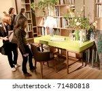 milan   april 15  looking home... | Shutterstock . vector #71480818