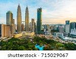 kuala lumpur  malaysia. 3 july...   Shutterstock . vector #715029067