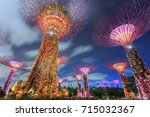 singapore city  singapore   may ... | Shutterstock . vector #715032367