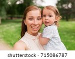 family  childhood and... | Shutterstock . vector #715086787