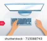 top view vector illustration of ...   Shutterstock .eps vector #715088743