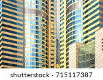 september 10  2017  central ... | Shutterstock . vector #715117387
