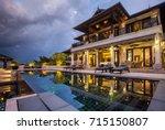 Luxury Villa With Big Swimming...