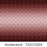 steel plate metal background    Shutterstock . vector #715172203