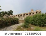 The Ruins Of Basilica Of St....