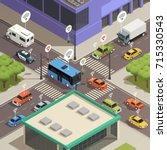 Smart City Traffic Lights...