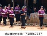 rantepao  sulawesi  indonesia   ... | Shutterstock . vector #715567357