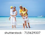 Family Of Four   Father With...