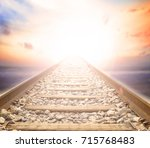 the path of the truth of christ ... | Shutterstock . vector #715768483