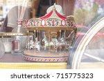Carousel. Merry Go Round...