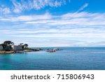 Panoramic View Of Monterey At...