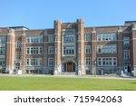 montreal  canada   september 13 ... | Shutterstock . vector #715942063