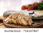 Delicious Sliced Turkey Breast...