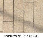 beige tile texture | Shutterstock . vector #716178637