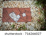 Vintage Walk Way Tile With...