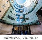 london  uk   circa june 2017 ... | Shutterstock . vector #716323357