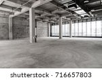 empty buildings | Shutterstock . vector #716657803