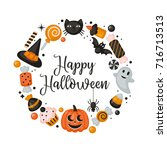 Halloween Holiday Banner Desig...