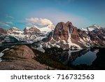 Banff Mount Assiniboine Canada