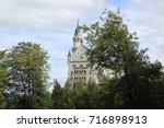 neuschwanstein | Shutterstock . vector #716898913