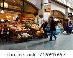 san francisco  ca  usa january... | Shutterstock . vector #716949697