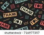 seamless pattern for... | Shutterstock .eps vector #716977357