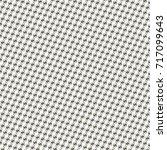 tweed graphic pattern....   Shutterstock .eps vector #717099643