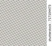 abstract tweed pattern....   Shutterstock .eps vector #717104473
